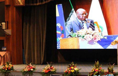 همایش اقتصادی و سرمایه گذاری ایران و آفریقا
