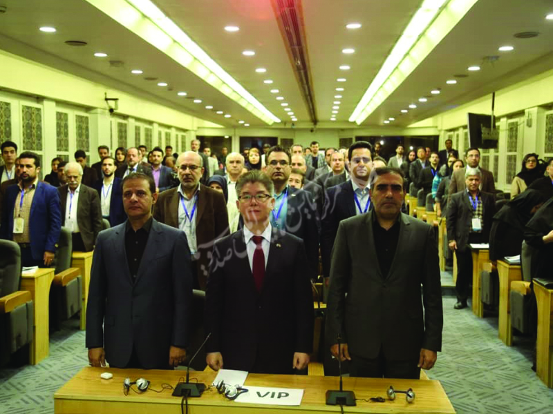 سمینار اتاق تعاون ایران وکره جنوبی